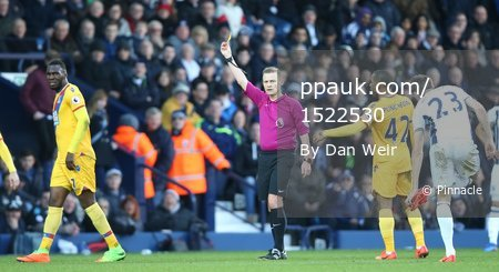 West Bromwich Albion v Crystal Palace, Birmingham - UK - 04 Mch 2017