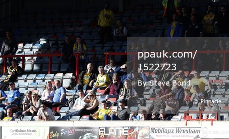 Wrexham v Torquay United, Wrexham, UK - 25 Mar 2017