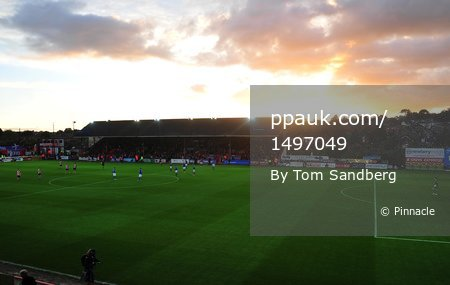 Exeter City v Carlisle United, Exeter, UK - 18 May 2017