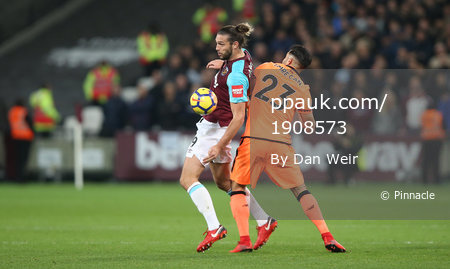 West Ham United v Liverpool, London - UK - 4th November 2017