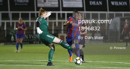 Crystal Palace Ladies v Lewes Ladies, London - UK - 11th October