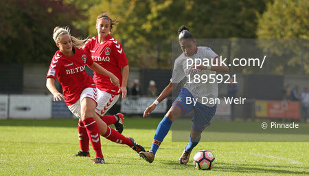 Charlton Athletic Ladies v Crystal Palace Ladies, London - UK -