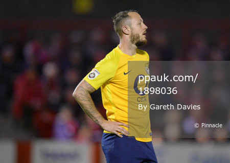 Ebbsfleet United v Torquay United, Northfleet, UK - 24 Oct 2017