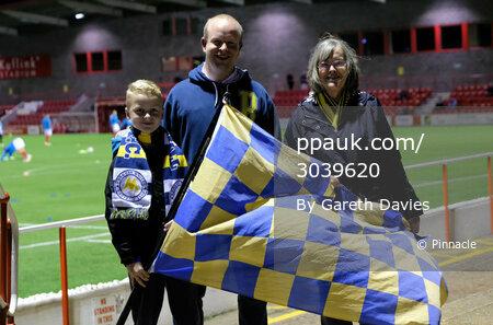 Ebbsfleet United v Torquay United, Northfleet, UK - 24 Oct 2017