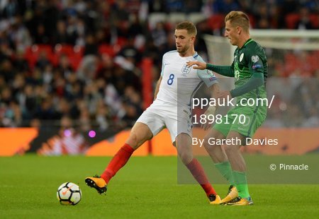 England v Slovenia, London, UK - 05 October 2017