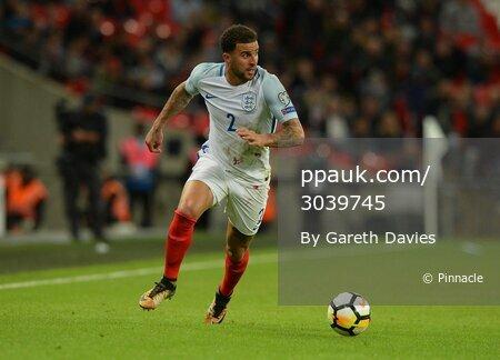 England v Slovenia, London, UK - 05 October 2017