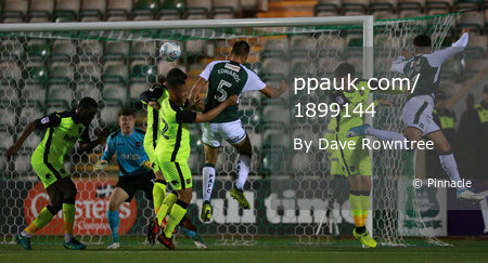 Plymouth Argyle v Exeter City, Plymouth, UK - 3 Oct 2017