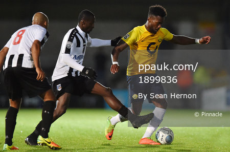 Torquay United v Maidenhead United, Torquay, UK - 03 Oct 2017