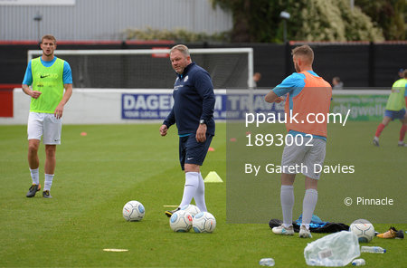 Dagenham & Redbridge v Torquay United - 30 Sept 2017