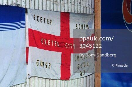Exeter City v Notts County, Exeter, UK - 26 Sept 2017