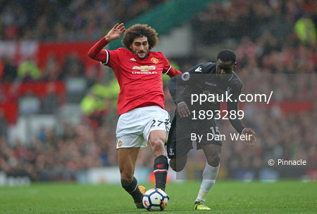 Manchester United v Crystal Palace, London - UK - 30th September 2017