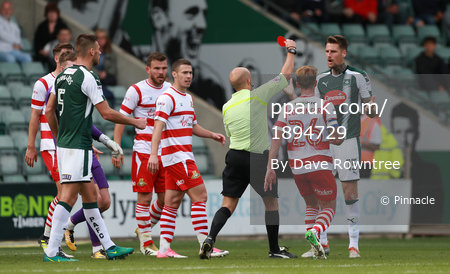 Plymouth Argyle v Doncaster Rovers, Plymouth UK - 23 Sept 2017