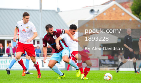Taunton Town v North Leigh, Taunton, UK - 30th Sept 2017