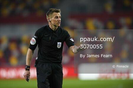 Brentford v Rotherham United, London, UK - 27 Apr 2021.