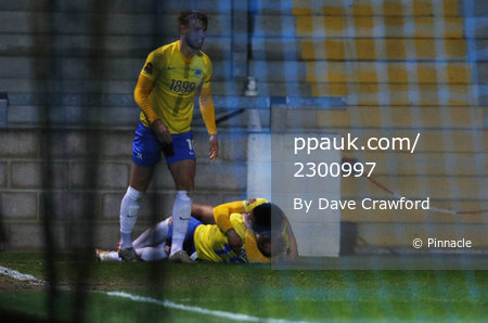 Torquay United v Aldershot Town, Torquay, UK - 27 Apr 2021