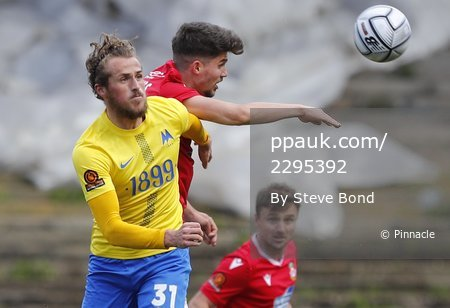 Wrexham  v Torquay United, Wrexham, UK - 5 April 2021