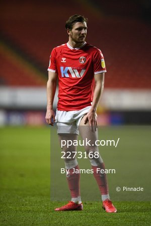 Charlton Athletic v Accrington Stanley, London, UK - 8 Jan 2020.