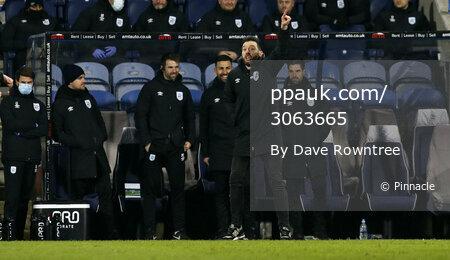 Huddersfield Town v Plymouth Argyle, Huddersfield, UK - 9 Jan 2021