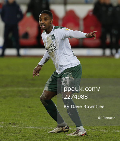 Sunderland v Plymouth Argyle, Sunderland, UK - 19 Jan 2021
