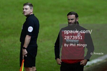 Exeter City v Bolton Wanderers, Exeter, UK - 12 Jan 2021