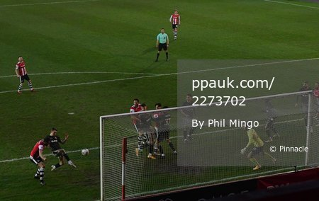 Exeter City v Sheffield Wednesday, Exeter, UK - 9 Jan 2021