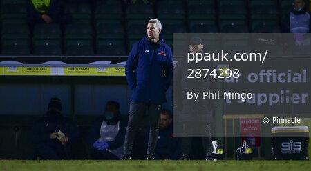 Yeovil Town v Torquay United, Yeovil, UK - 2 Jan 2021
