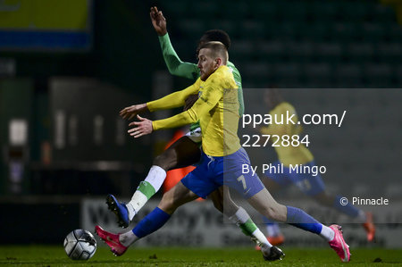 Yeovil Town v Torquay United, Yeovil, UK - 2 Jan 2021