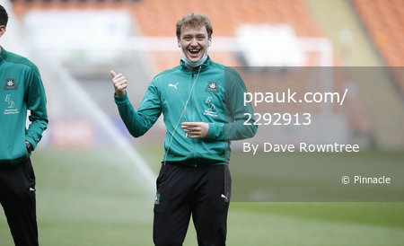 Blackpool v Plymouth Argyle, Blackpool, UK - 27 Mar 2021