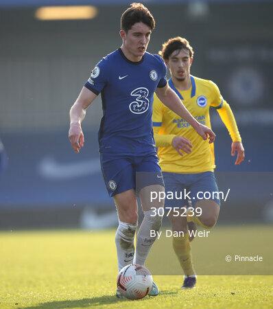 Chelsea U23 v Brighton & Hove Albion U23, Kingston - 07 March 2021