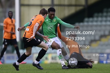 Yeovil Town v Barnet, Yeovil, UK - 27 Mar 2021