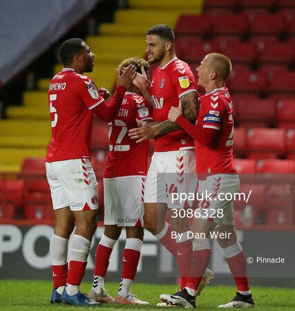 Charlton Athletic v Lincoln City, Greenwich - 4 May 2021