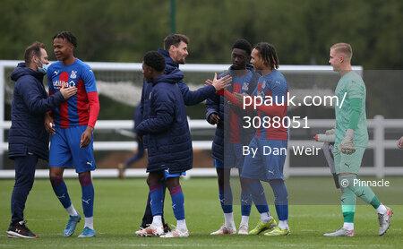 Crystal Palace U18s v West Bromwich Albion U18s, Beckenham - 8 May 2021