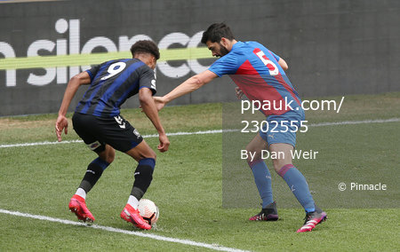 Crystal Palace U23s v Middlesbrough U23s, Croydon - 3 May 2021