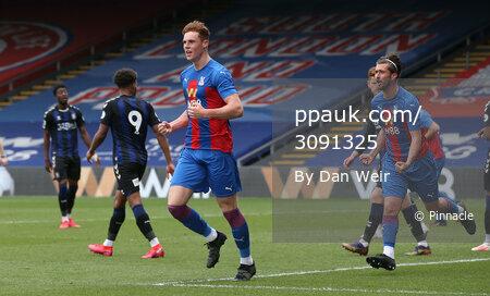 Crystal Palace U23s v Middlesbrough U23s, Croydon - 3 May 2021