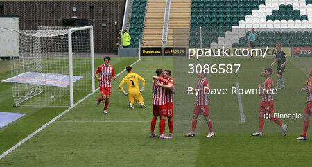 Plymouth Argyle v Sunderland, Plymouth, UK - 01 May 2021