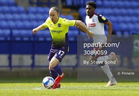 Bolton Wanderers  v Exeter City, Bolton, UK - 1 May 2021