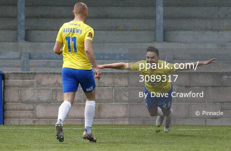 Torquay United v Eastleigh, Torquay, UK - 1 May 2021