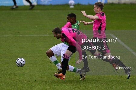 Yeovil Town v FC Halifax Town, Yeovil, UK - 3 May 2021