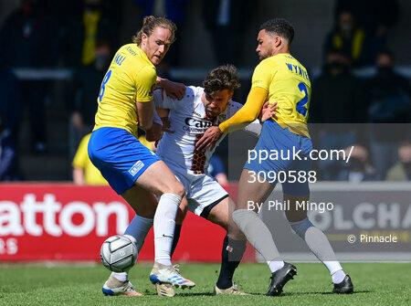 Torquay United v Barnet, Torquay, UK - 22 May 2021