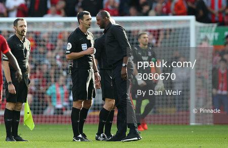 Liverpool v Crystal Palace, Liverpool - 18 September 2021