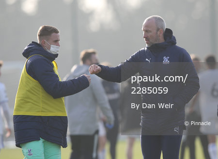 Crystal Palace U23s v Leeds United U23s, Beckenham - 1st March 2021