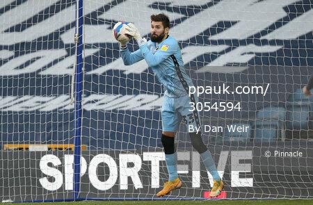 Millwall v Wycombe Wanderers, London - 20 February 2021