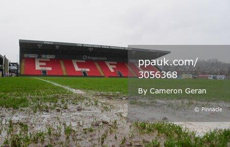 Exeter City v Grimsby Town, Exeter, UK - 20 Feb 2021