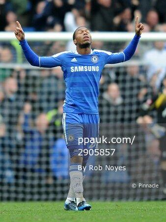Chelsea v QPR  290412