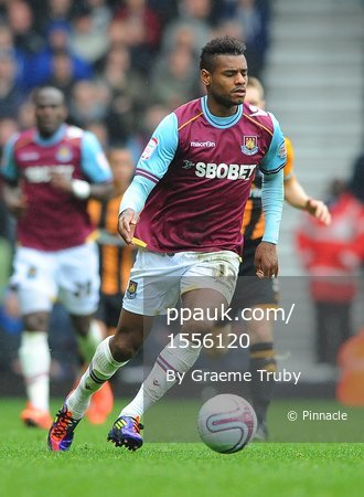 West Ham v Hull City 280412