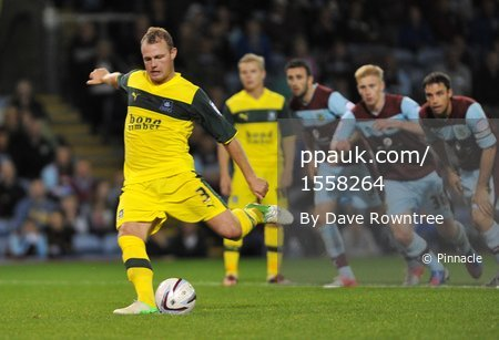 Burnley v Plymouth 280812