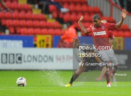 Charlton Athletic v Hull City 250812