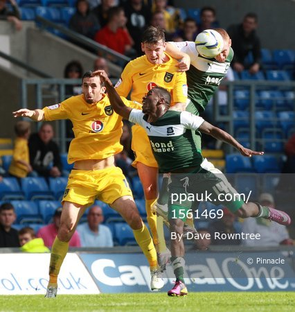 Oxford Utd v Plymouth 250812