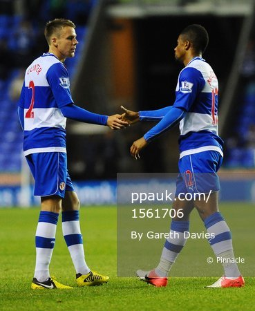 Reading v Peterborough Utd 280812
