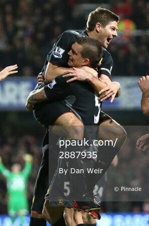 Queens Park Rangers V Liverpool 301212